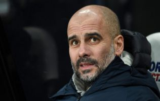 Pep Guardiola thinks Manchester United are still in the title race