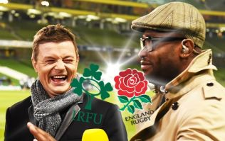 Ugo Monye was not happy with his Dublin experience for Ireland England clash