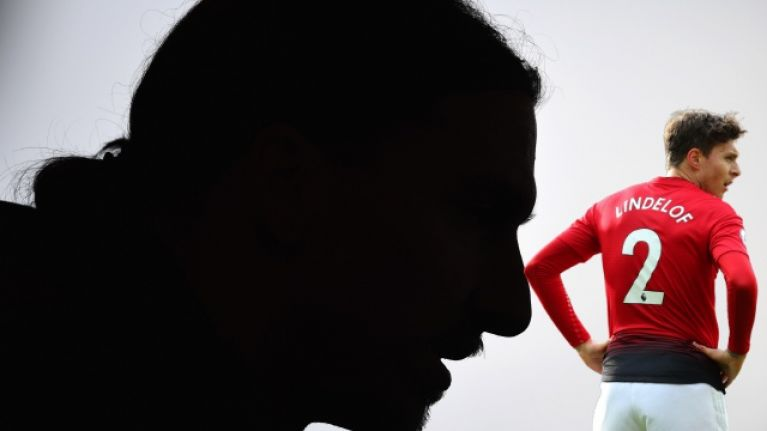 Zlatan Ibrahimovic reveals advice he gave Victor Lindelof to spark turnaround