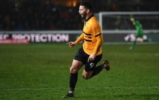 Carlow's Pádraig Amond scores glorious goal to secure FA Cup upset