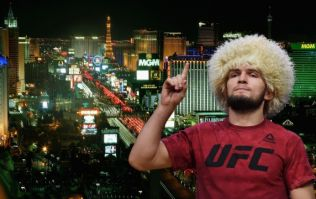 Khabib Nurmagomedov doesn't sound keen on Nevada's proposed anti-bullying PSA