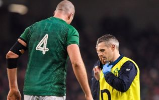 Devin Toner and Garry Ringrose ruled out of Scotland clash