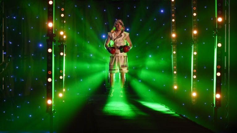 "Paddy Barnes corrects WBC champ for ""British showdown"" comment"