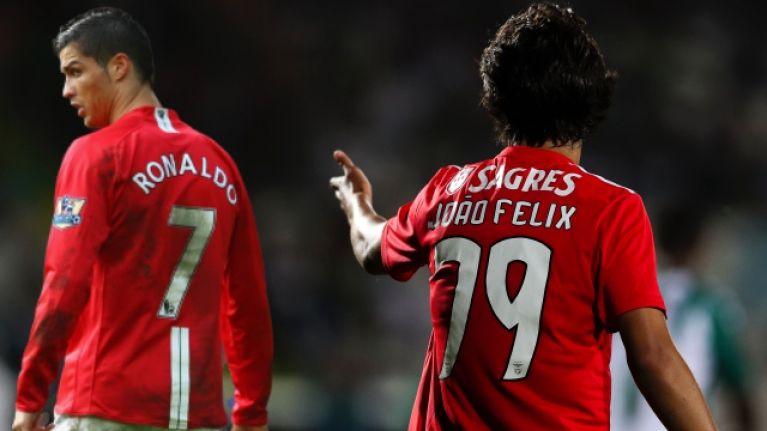 Manchester United tracking 'the new Cristiano Ronaldo'