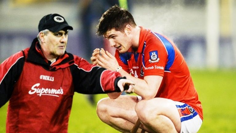 Winning All-Ireland at 17, tough love under father and playing alongside four brothers