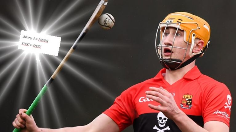 Tipperary hotshot burns it up for UCC as Fitzgibbon semi line-up confirmed