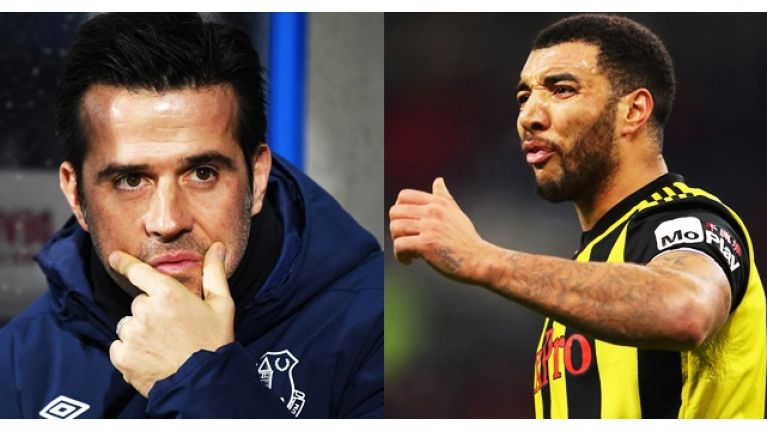"""""""The people at Everton are fantastic. Not the manager"""" - Deeney swipes at former boss"""