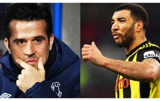 """The people at Everton are fantastic. Not the manager"" - Deeney swipes at former boss"