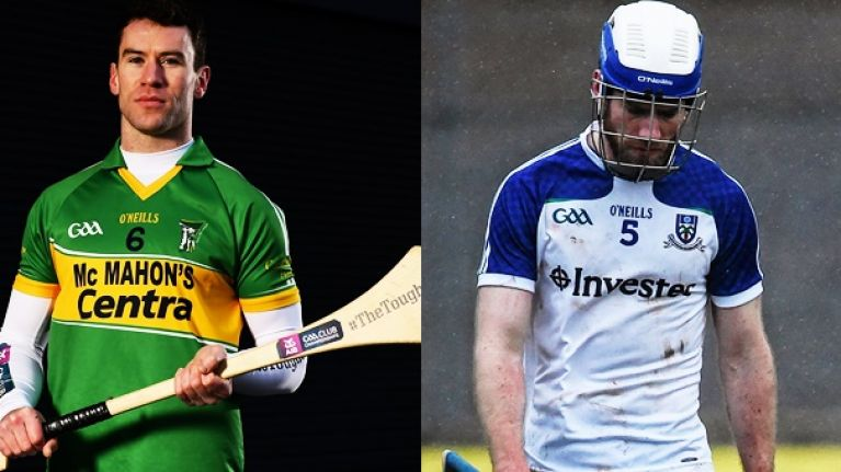 """""""Listen every game I play, I go out with a chip on my shoulder"""" - life as a Monaghan hurler and historic All-Ireland final"""