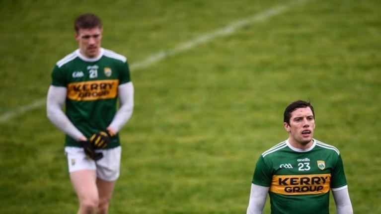 Kerry GAA name David Moran to start at full-forward against Dublin