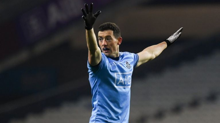 Dublin make two changes to side to face Kerry in Tralee