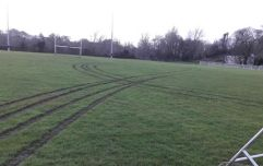 Kilkenny GAA pitch ruined after damage from 'brainless thugs'
