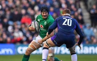 Sean O'Brien may be going but he remains one of Ireland's best