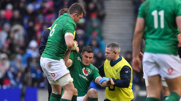 More punishment for Sexton as Carbery pays for intercept