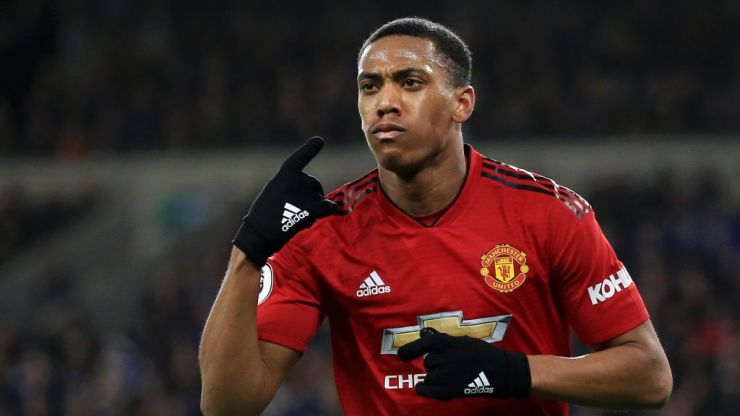 Gary Neville recalls Ronaldo goal and compares it to Martial's