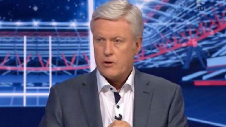 Matt Williams likens watching Ireland's attack to paint drying