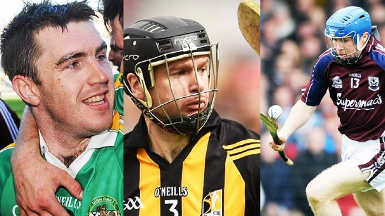 Brian Carroll's special treatment of his best hurley, JJ's plans to break it and Damien Hayes' gripping
