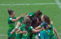 History made as Ireland reach World Rugby Sevens Series semi-final for first time