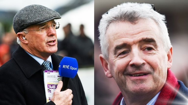 "Apple's Jade to ""run in the mares'"" and Ted Walsh isn't happy with Michael O'Leary"