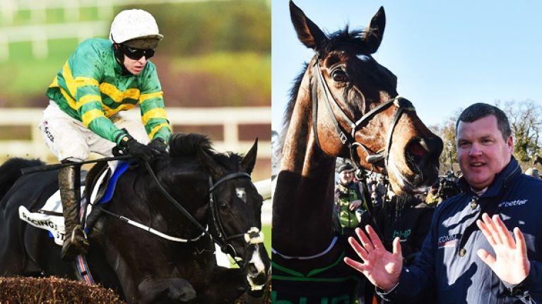 Joseph O'Brien has an Arkle horse, Elliott not as decisive as O'Learys about Apple's Jade