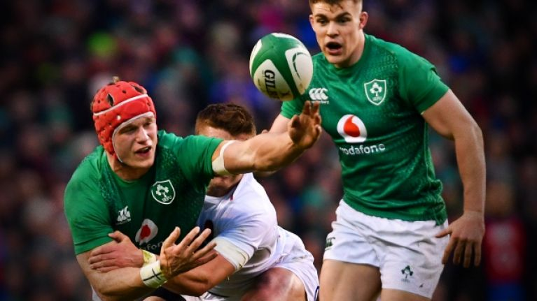 Player ratings for Ireland as England completely blow them away