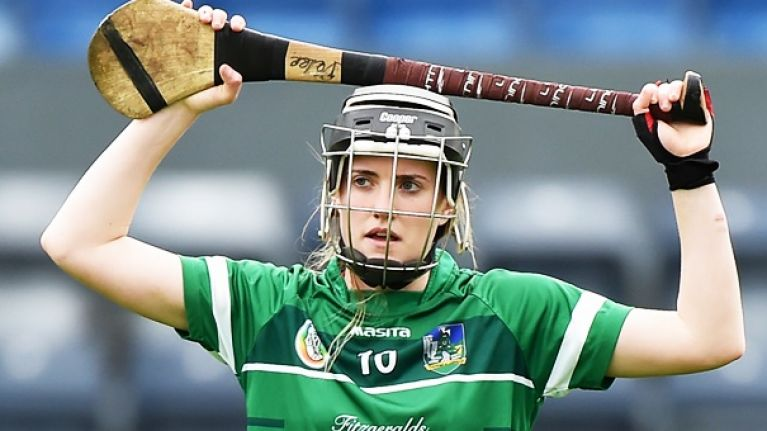 Limerick camógs following hurlers' footsteps with another big win