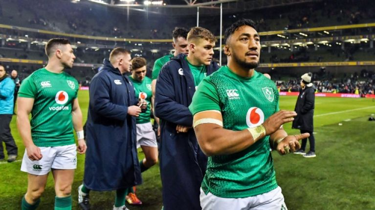 Ireland let down by the thousands that abandoned them before the end
