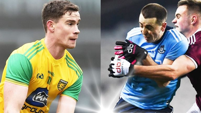 Costello makes statement in Dublin while Thompson's left leg lights up Donegal
