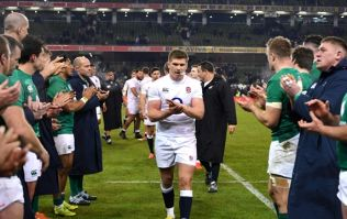 Of course the English media didn't get carried away with their thumping victory over Ireland...