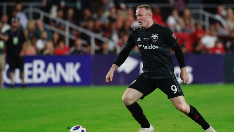 Wayne Rooney names DC United teammate as 'one of the best' he's played with