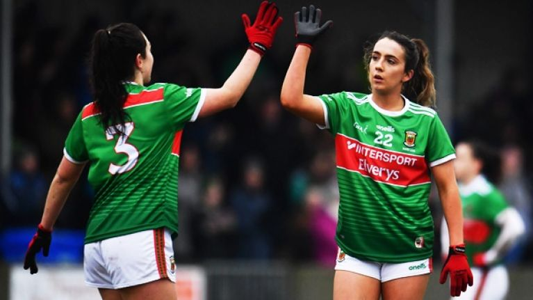 Ladies football round-up: Leahy's Mayo on form, Westmeath don't miss and Galway have too much for Cork