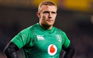 Keith Earls comes in for some harsh criticism after night to forget