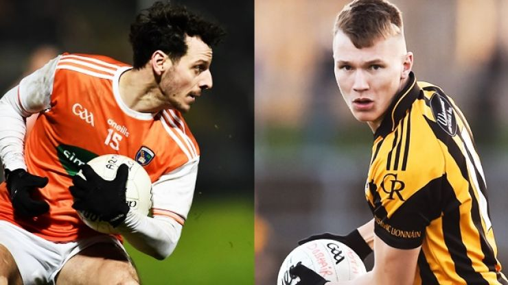 """Obviously, he's got that from Cross"" - Armagh potential brings Clarke back from bright lights"