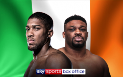 Irish fight fans' interest piqued in Anthony Joshua vs. Jarrell Miller undercard