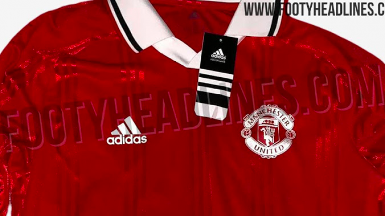 A Manchester United retro jersey has been leaked and it s an absolute beauty cb38553f0