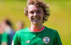 England scouting Irish underage star after impressive Championship breakthrough
