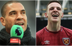 Stan Collymore outlines nightmare scenario after Declan Rice England decision