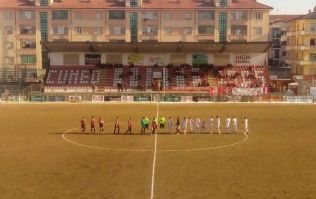 Italian third division side lose 20-0 after fielding just seven players