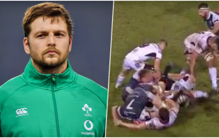 Ireland could lose fit again Iain Henderson to suspension
