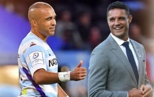 Dan Carter will be playing with Simon Zebo for the rest of the season