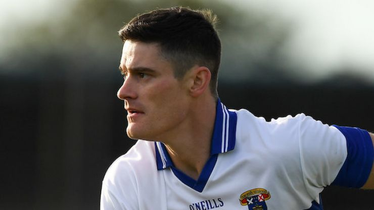 Diarmuid Connolly lights up St. Vincent's opener