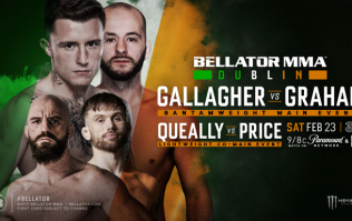 Five Bellator Dublin prelim fights to get excited about