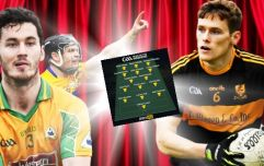 GAA team of the weekend