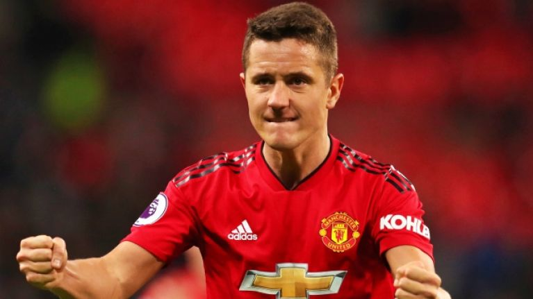 66th minute moment summed up Ander Herrera's epic performance