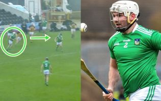 Tom Condon's use of ball bursting out of defence sums Limerick up