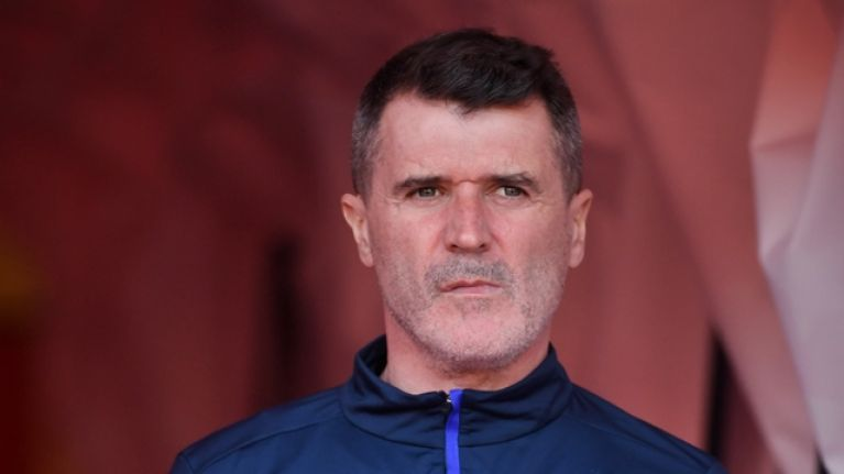 Andy Reid provides staunch defence of Roy Keane's management style