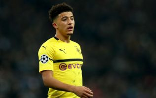 Manchester United hopeful of signing Jadon Sancho if they qualify for the Champions League