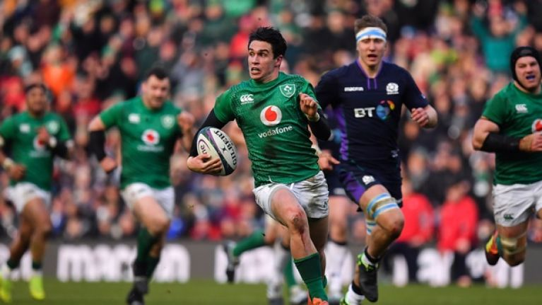 Potential Ireland team to play Italy after the Six Nations break