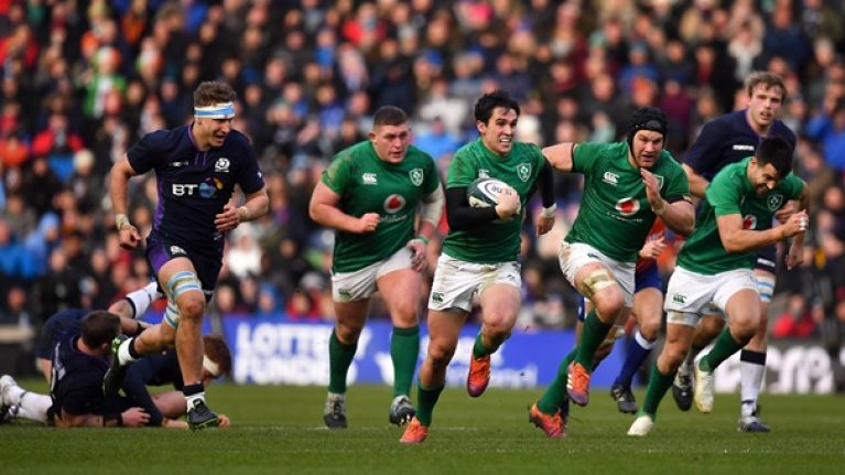 O'Gara compares Carbery to two-time World Player of the Year winner