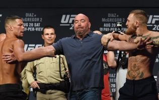 Conor McGregor calls for trilogy fight with Nate Diaz